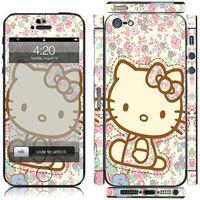 Lovely design Skin sticker FULL COVER for apple IPhone5