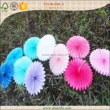 fuzhou cangshan shunli arts&crafts co ltd paper fan