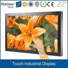 FlintStone 22 inch touch LED/LCD indoor wall mounted square monitor