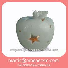 Apple decorations ceramic home decorations