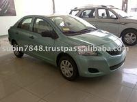 TOYOTA YARIS 1.3L SEDAN MANUAL NEW CARS