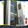 Aluminium profile commercial spring pivot door hinge door shopfront door