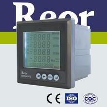 Digital ac multifunction electric meter R3090W3 ammeter & voltmeter