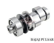 BAJAJ PULSAR motorcycle Camshaft, BAJAJ PULSAR camshaft for motorcycle engine parts,A class quality and reasonable price