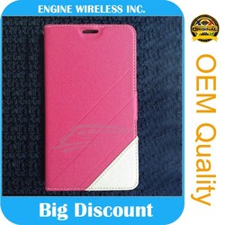 china alibaba wholesale leather flip case for huawei honor 3c