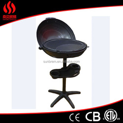 Portable Smokeless electric Barbecue BBQ Stand Grill