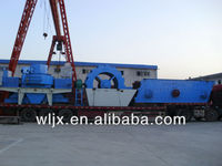 China professional quarry stone washing machine for sale