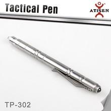 New Tactical Pen Self Defense Portable Outdoor Tool Aviation Aluminum Ink Pen