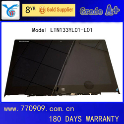 Laptop touch screen LTN133YL01-L01 LCD display for YOGA2 PRO 13