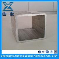 6082T6 Aluminum Square Pipes