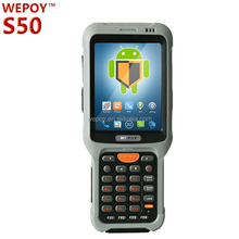 factory oem touch screen rugged android mobile handheld gprs gps 1d 2d barcode reader scanner qr code reader terminal mobile pda