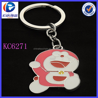 Fashion Charm high quality keychain name