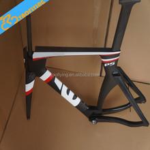 New 700C Track road bike oem carbon TT bike frame,high quality carbon bike frame for sale.