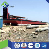 Pneumatic ship rubber airbag/ ship launching airbag, floating pontoon