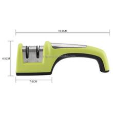 2 Stages diamond knife sharpener for kitchen tool