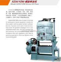 Made in China olive screw Sunflower Press Machine/Mill/Expller