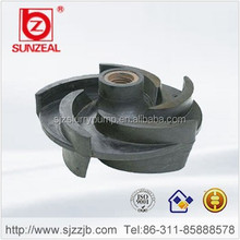 Rubber Lined Anti-acid Centrifugal Mud Slurry Pump Part