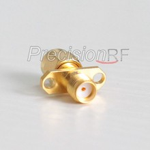 coaxial cable connectors bu-sma-v female sma connector