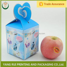 Made in china most popular tea packaging box paper,small red paper packing box,paper shoe storage packing box