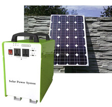 2015 Hot Sell 300W Movable Solar Power System;Solar Energy System;Solar Generator for Home use