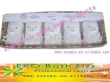 Round & Colorful Fragrance Bath Bomb ball/ Bath Fizzer /Bath fizz