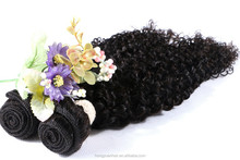 Tight And Thick End 100% Unprocessed Malaysian Jerry Curl Hair