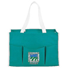 Customised Cheap Durable 600D Polyester Eco Ladies Fashion Tote Bag
