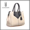 Stock available Best selling nice quality vintage canvas leather bag