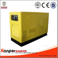 Different Brand Silent electric generator with famouse engine
