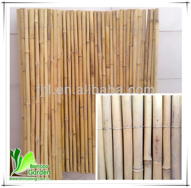 Natuurlijke bamboe hek roll leverancier hekwerk trellis en poorten product id 60209122202 dutch - Bamboe hek ...
