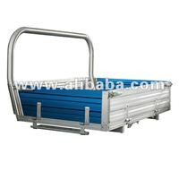 Pickup tray body