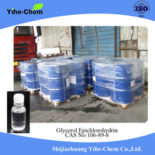 Manufacturer supply 99.5 % Glycerol Epichlorohydrin CAS NO 106-89-8