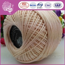 100% cotton crochet yarn for sweater
