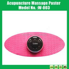 Aprobación de RoHS del CE Body Pain Relief eléctrica decenas acupuntura masajeador