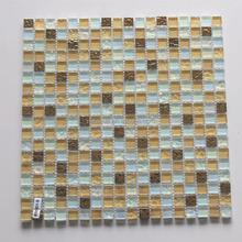 15*15 fabulous crystal mosaic decorative wall tile