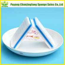 Eco-Friendly No Cleaning Agent Needed Water Saving Dish Washing Sponge Scouring Pad