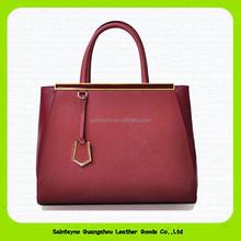 15030 Elegant classical Style Fashion Brand Designer cow leather Lady Handbags 2015