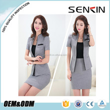 women custom suits, hiqh quality latest ladies office suits by manufacturers