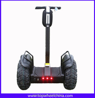 Golf Travel 36V Lithium battery Off road 2 Wheel 2000w electric scooter