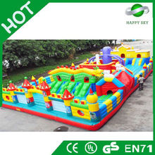 Brand New Design inflatable fun city,kids amusement park inflatable,used inflatable amusement park for sale