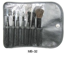 Girl Dress brush set make up set
