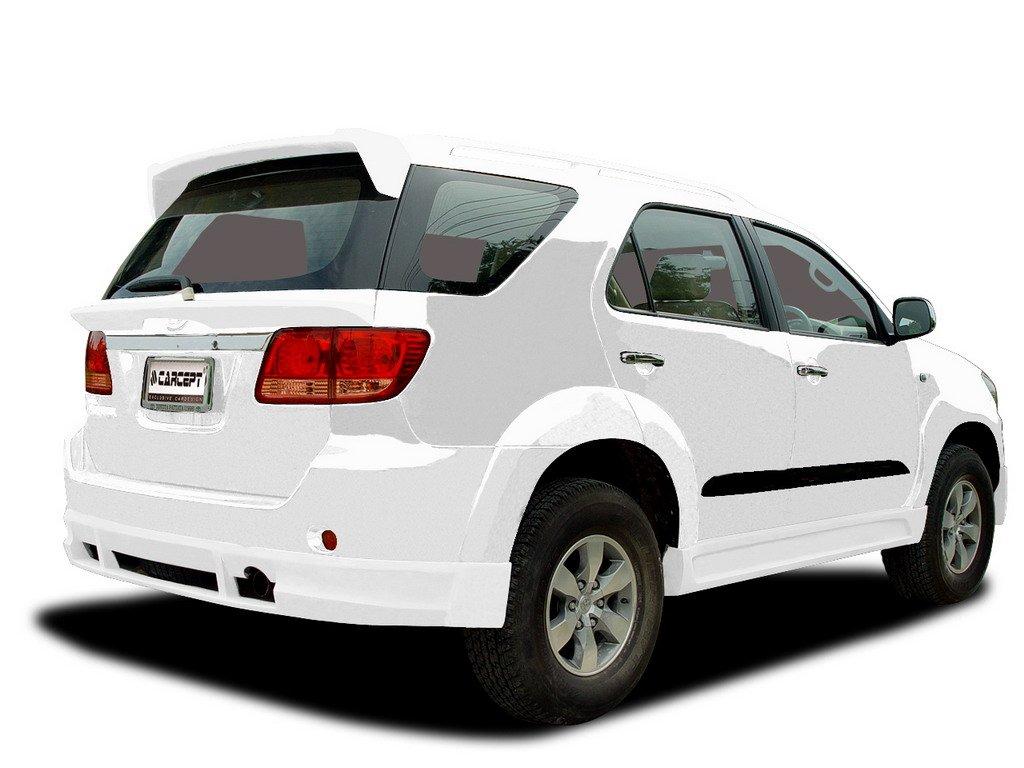 Accesorios para Toyota Fortuner