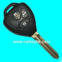 Novel Item &Promotion Toyota Camry 3 buttons remote key 315Mhz, 4D67 chip for toyota corolla 2014