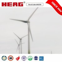 Green Energy HW3-2500kW Wind Turbine WTGS 2.5MW
