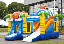 China inflatable bouncy castle for sale