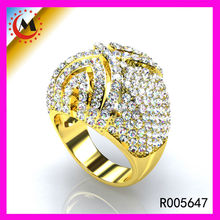 CHINA FACTORY DIRECT WHOLESALE JEWELRY RING GOLD RING 585
