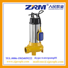 STAINLESS STEEL FLOAT SWITCH SUBMERSIBLE SEWAGE PUMP V1500F-D