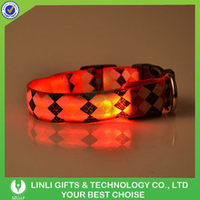 New Popular Blinking LED Illuminated Pet Collar,High Light Led Dog Harness,Light Up Dog Garness