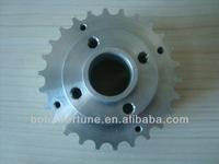 HTD8M timing pulley 26teeth the width ordered according to your request