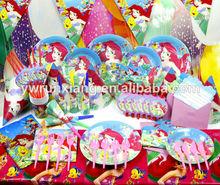 tema feliz cumpleaños materialparte conjunto para los niños del partido